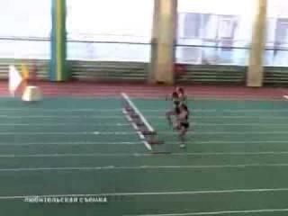 Нефтекамские легкоатлеты устанавливают собственные рекорды