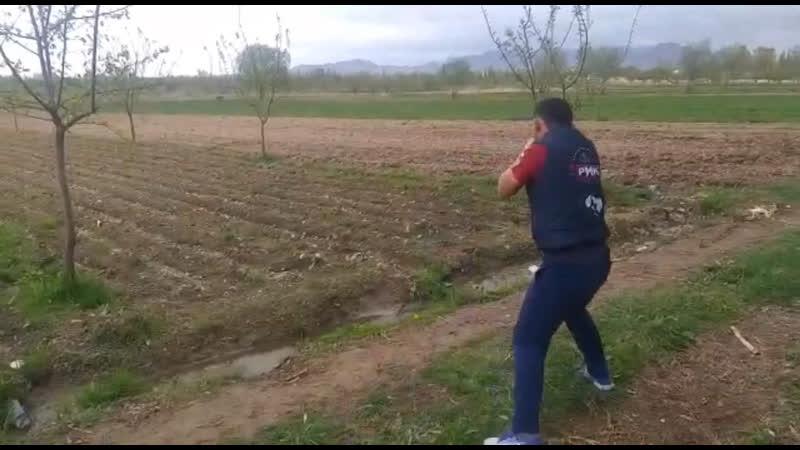 Боксёр RCC Boxing Promotions Акжол Сулайманбек Уулу приступил к тренировкам