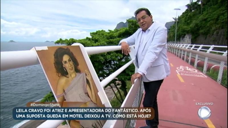 Em reportagem exclusiva Geraldo Luís investiga o caso de Leila Cravo