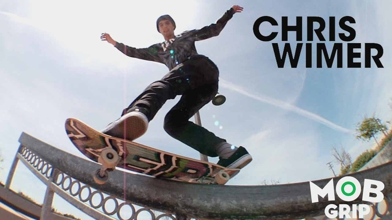 Chris Wimer Poods Park The Grippiest