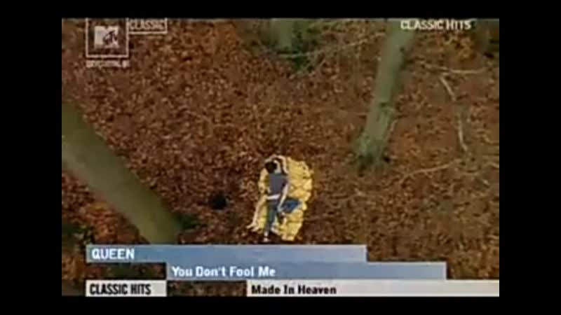 Queen you don't fool me mtv classic