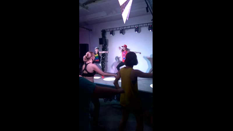 Рассол Zumba party