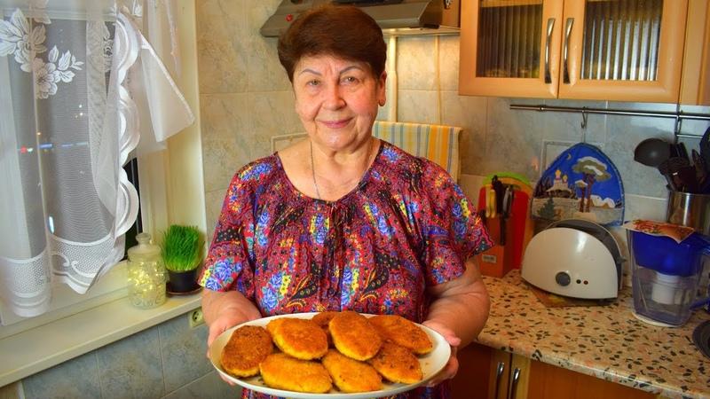 Картофельные зразы прямо тают во рту бюджетный вариант Potato pancakes ZRAZES Мамины рецепты