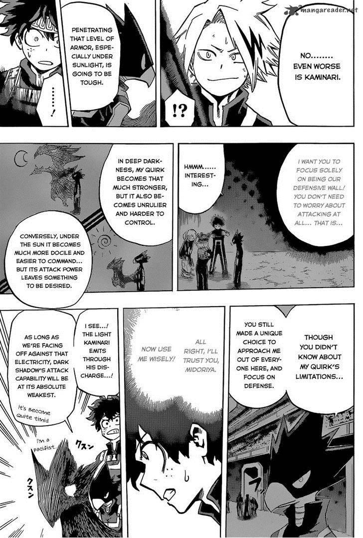 Boku No Hero Academia, Chapter 29, image #9