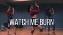 Michele Morrone - Watch Me Burn | choreo by Bad B