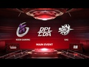Keen Gaming vs SAG, DPL-CDA Professional League Season 1, bo3, game 2 [Lost Eiritel]