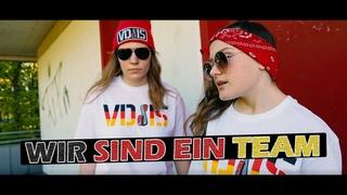 VDSIS - Meliah & Nuso - Wir sind ein Team (official Musikvideo) // VDSIS