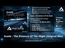 Snade - The Distance Of The Night (Original Mix) [Airstorm Recordings] - PROMO