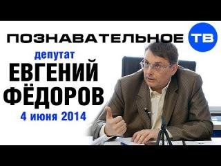 Украина - плацдарм для вторжения в Россию. Важнейшие факты. Евгений Федоров 4 июня 2014.