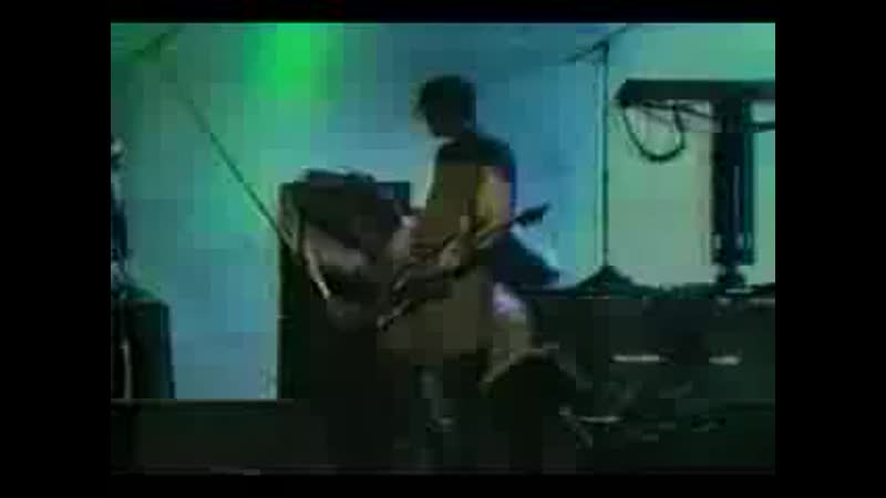 NIN Head Like A Hole At Woodstock 94
