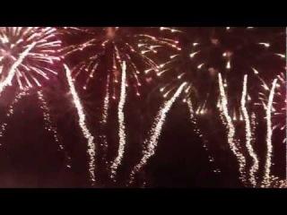 Passagem de ano 2012-2013!!! Fogo de artifício Terreiro do Paço