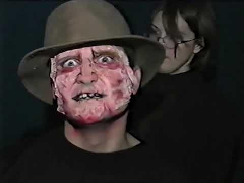 Ночной клуб Карамболь Хеллоуин от Братьев по маразуму 2002 год Halloween