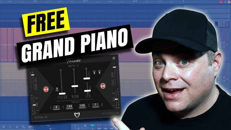 Reflekt Audio Tuxedo Free VST Grand Piano Review