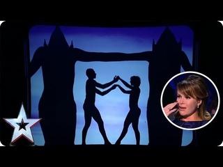 Attraction make Amanda Holden CRY! | Britain's Got Talent