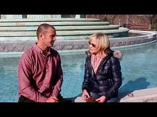 Lisa Wilcox: 10 Griffith Park Fountain (Los Angeles, CA) With Handsome Danny The Boyfriend  Father Of Our Son Jacob -)