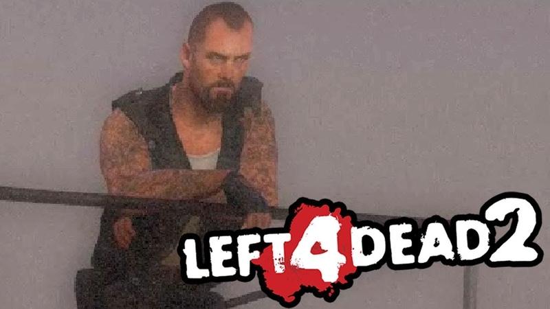 Left 4 Dead 2 миссия берег реки 1,2 часть! для любителей дед бай дейлайт