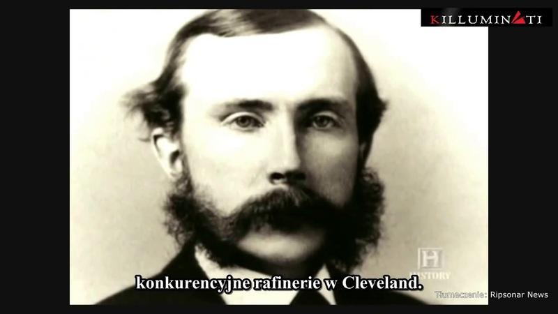 Rodzina Rockefeller i Nowy Porządek Świata - Film Dokumentalny