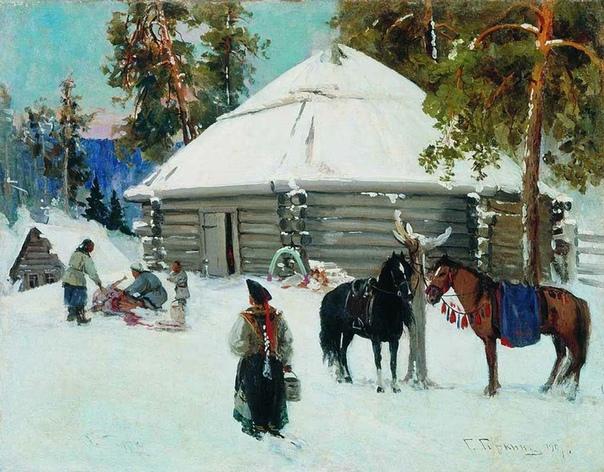 Гуркин (Чорос-Гуркин) Григорий Иванович (1870 - 1937)