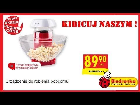 Nowa Gazetka Biedronka od 30.05 2018 | Dumni z Naszych