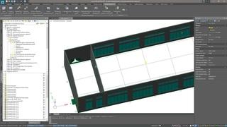 Model Studio CS Трубопроводы. Урок №2 – Моделирование систем вентиляции