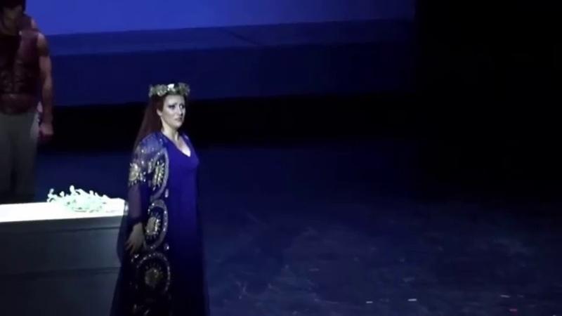 Saioa Hernandez - Ah! Bello a me ritorna - Norma (V.Bellini)