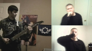 Adele - Set Fire to the Rain - Metal / Djent cover - feat. For Salvation (vocals) - Andrew Baena