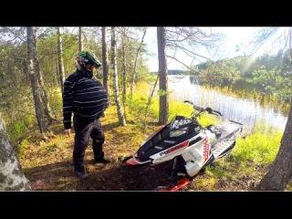 StuntFreaksTeam - Fat snowmobile jump