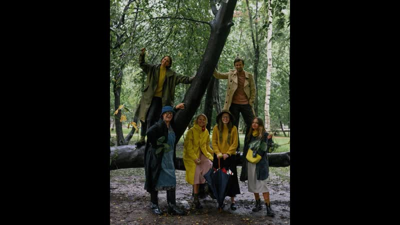 Лекция соснователя фонда Зелёный Петербург фонд который борется с каменными джунглями
