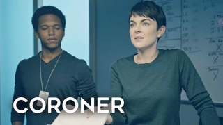"""Coroner Episode 3, """"Scattered"""" Preview"""