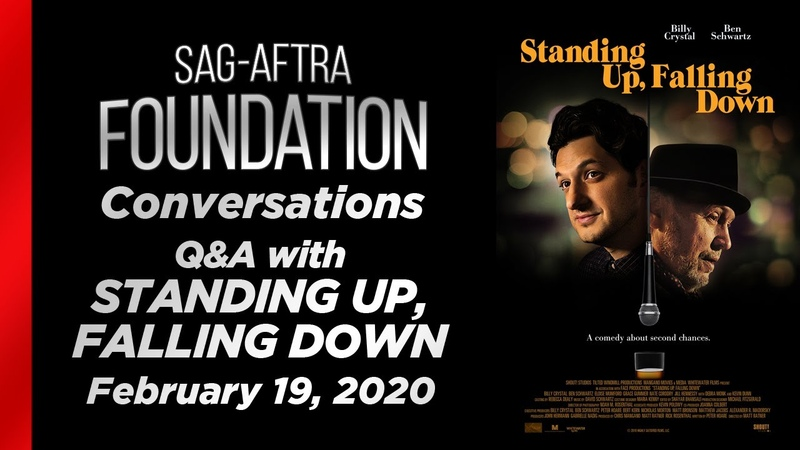 Conversations with STANDING UP FALLING DOWN