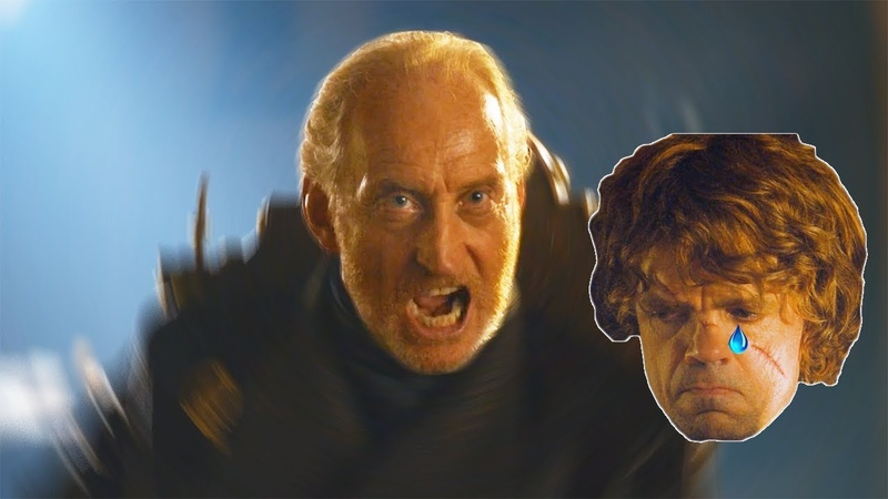Tywin Being Disappointed In His Kids for 4 Minutes Straight