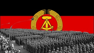 Paradermarsch der Nationalen Volksarmee! Military March of the National People's Army!