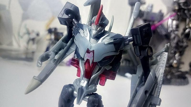 ДРИЩ УМЕНЬШИЛСЯ Transformers Prime Трансформеры Прайм Cyberverse Commander STARSCREAM СТАРСКРИМ