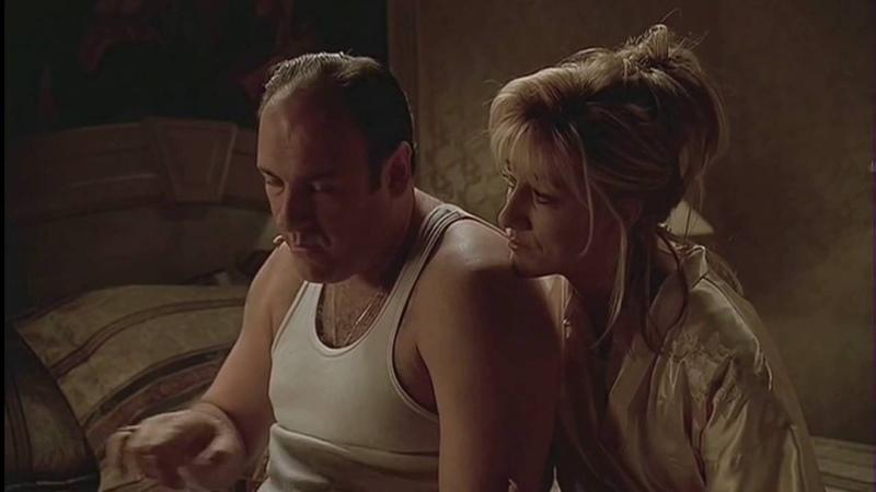 The Sopranos Клан Сопрано Вот до чего довели нас