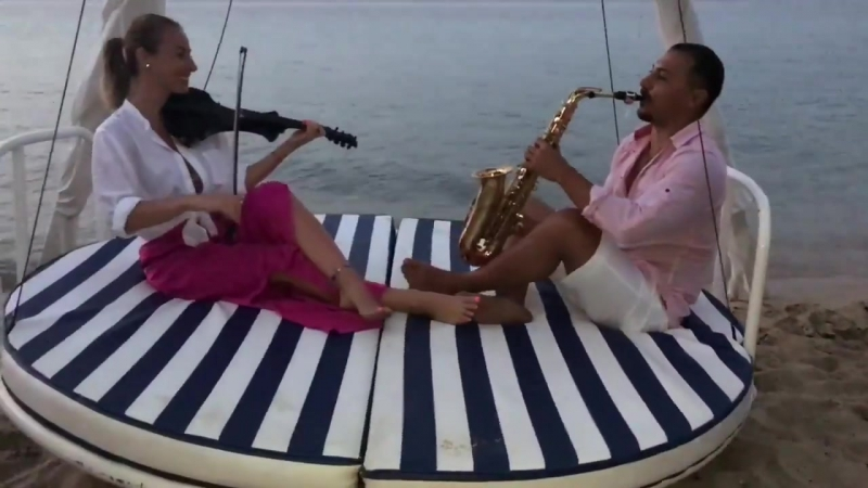 DESPACITO Amadeea Violin Veran Zorila Cover I Love Music and Dance 720p