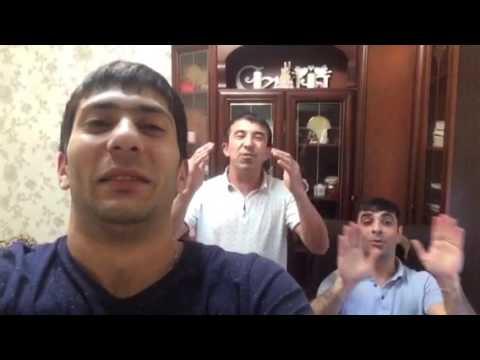 Узбек Удкур поет на армянском