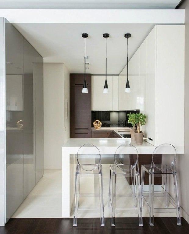 Дизайн маленькой кухни: 8 практичных советов, изображение №6
