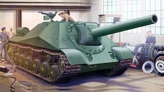Объект 704 (ИСУ-152 обр. 1945 года). Опытная советская тяжёлая ПТ-САУ периода Великой Отечественной