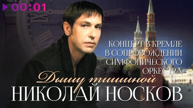 Николай Носков Дышу тишиной Концерт в Кремле в сопровождении симфонического оркестра 2000