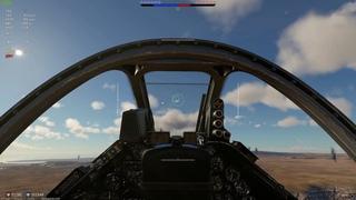 Harrier GR.1 vs MiG-21F-13 SB dogfight