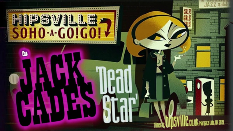 'Dead Star' THE JACK CADES Hipsville festival Margate Lido BOPFLIX session