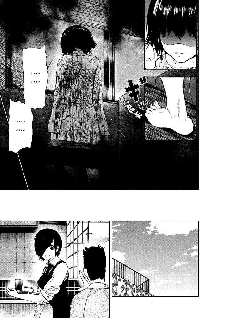 Tokyo Ghoul, Vol.3 Chapter 22 Newspaper, image #15
