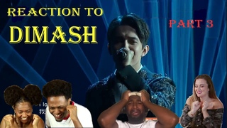 Dimash, the best reaction of bloggers (Part 3)