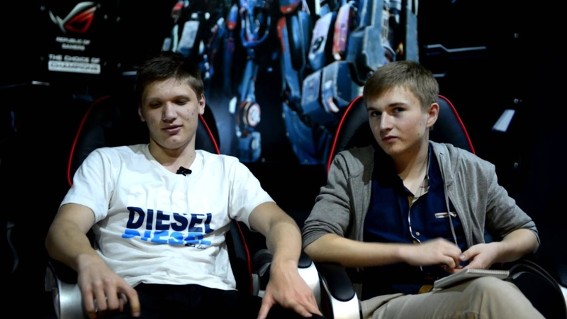Interview with HR.s1mple @Cyberzone Autumn LAN Cup 1