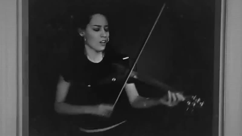 Bailando Enrique Iglesias Electric Violin Cover Caitlin De
