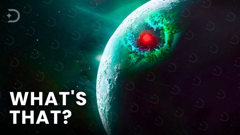 Nobody Knows Why The Moon Is Blinking