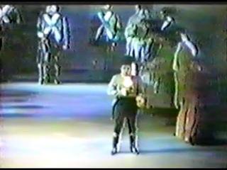Rossini: La pietra del paragone - Cecilia Bartoli - Catania 1988
