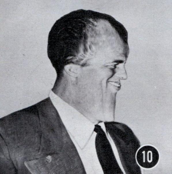 Серия искаженных фотографий известных личностей от знаменитого Weegee.