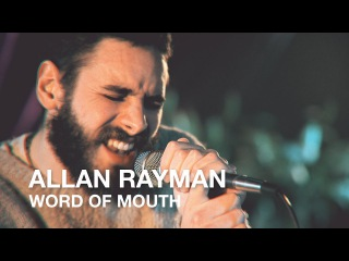 Allan Rayman | Word Of Mouth (Acoustic) | Live In Concert