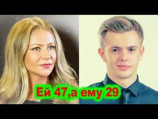 Вышла замуж за ровесника старшего сына и стала матерью в 46/Дочь Андрея Миронова-Мария Миронова/
